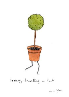 marc johns topiary