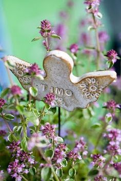 Thyme-sign---but gave me an idea; make a little angel for each pet that has past away for a little keepsake/reminder of them