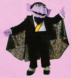 /muppet//Count Dracula/ sesame street