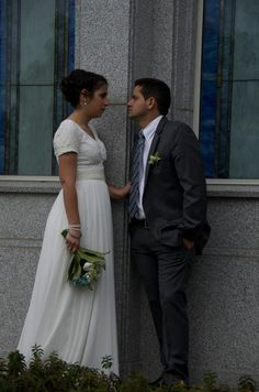 wedding Big Day, One Shoulder Wedding Dress, Wedding Dresses, Fashion, Bride Dresses, Moda, Bridal Gowns, Wedding Dressses, La Mode