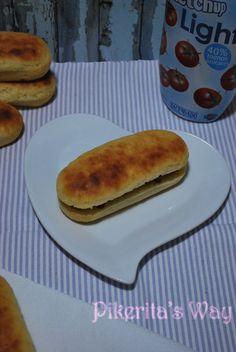 Pan de perritos #singluten muy fácil - Pikerita's way