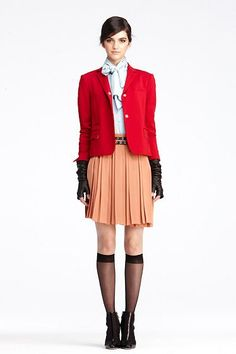 cute outfit for fall <3 Karl Jacket