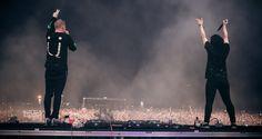Jack Ü, el duo conformado por los exitosos productores Diplo y Skrillex, ha cumplido ya su primer año y ha sido uno bastante bueno. Durante este corto lapso ...