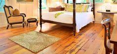 Carlisle Wide Plank Floors: Reclaimed Milled Barnwood