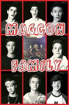 Magcon Family :)