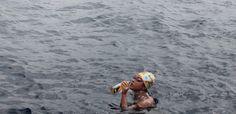 Como os pés de pato ajudam nos treinos de ultramaratona aquática? Por Kpaloa – FrancisSwim