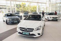 Mercedes Classe CLS: Mais um turno na fabricação do Mercedes-Benz Class...http://mercedes.itavema.com.br/
