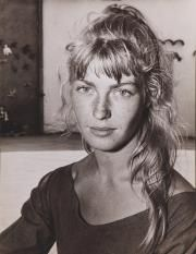 makes me want bangs and light eyes: André Villers - Sylvette David, modèle de Pablo Picasso, 1954