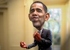 Barack Obama - Ready to Fight?