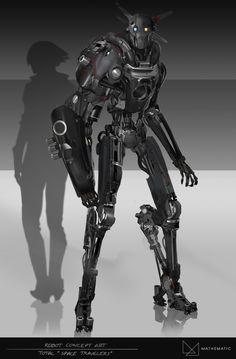 "Check out this @Behance project: ""Robot Concept art / TOTAL advertising"" behance.net/… #mecha – https://www.pinterest.com/pin/336714509628329831/"