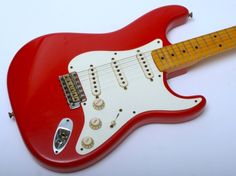 Fender Custom Shop Limited 60th Anniversary 1954 Stratocaster NOS (Fiesta Red)