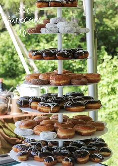 Breakfast Wedding Reception - Yes Please! {Believe me, they were super Yummy}