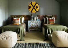 10 Shared Boys Bedroom Ideas - Love of Family & Home