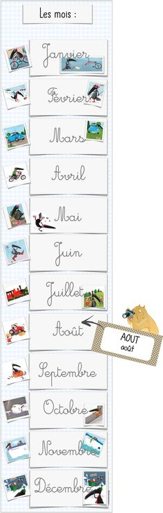 La date avec Loup - Validées School Tool, School Fun, Cursive, Relationship Psychology, French Classroom, French Words, French Lessons, Teacher Tools, Teaching French