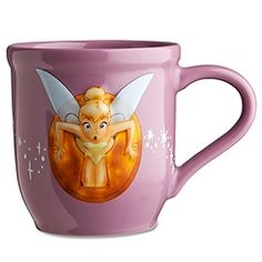 Disney Store 25th Anniversary Tinker Bell Mug