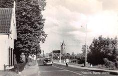 Naarden, ingang vesting 1962.