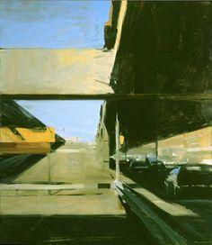 ben aaronson paintings | Ben Aronson : Painting Perceptions