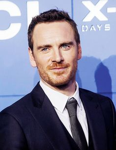The gorgeous Michael Fassbender.
