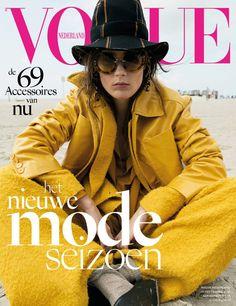 Vera van Erp by by Claudia Knoepfel for Vogue Netherlands, September 2016.