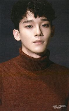 "Chen for ""Sing For You"" Official Goods - Photocard"