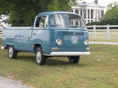 1968 Volkswagen Bus / Vanagon Single-Cab