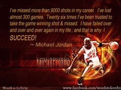 My all time favorite. MJ  - never give up ツ