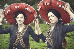 Sanchez twins, Book of life cosplay