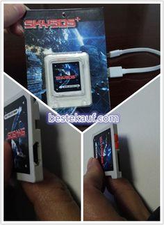 Sky3DS + Flashkarte auf V10.3.0-28 für 3DS Roms - BesteKauf