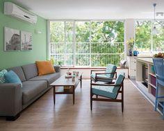 בוחרים נכון: הבחירות הנכונות בתכנון הסלון   בניין ודיור
