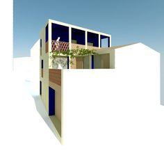 casa de cós a Marçà, udeu arquitectura