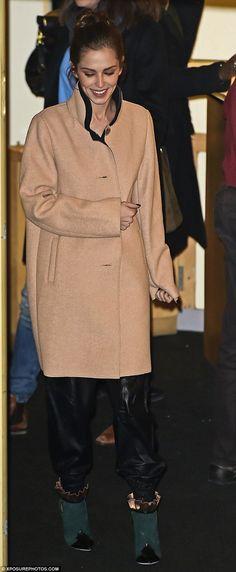 Hometime! Cheryl Fernandez-Versini looked full of hope as she left The X Factor rehearsals in London on Friday