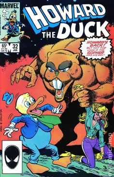Howard The Duck Comic Books | Howard the Duck (1976 1st Series) comic books