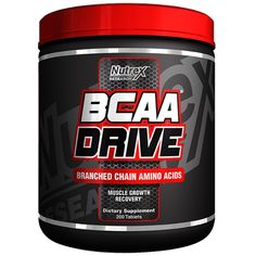 Nutrex BCAA Drive Black | Amino Acids / BCAAs – The UK's Number 1 Sports Nutrition Distributor | Shop by Category – The UK's Number 1 Sports Nutrition Distributor | Tropicana Wholesale