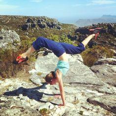 tara stiles yoga at cape town