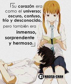 Haru x Shizuku Sad Anime, Anime Love, Kawaii Anime, Manga Anime, Happy Love, Sad Love, Love You, Ft Tumblr, Words Can Hurt