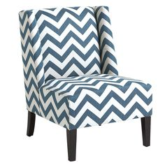 Upholstered Textured Owen Wing Chair - Vibes Teal