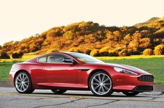 2013 Aston Martin DB9 - another beautiful Aston (quelle surprise!)
