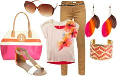 Summer outfit No3, created by sonia-roxy-m on Polyvore