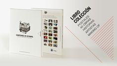 Libro Colección #campeonesdeestampa