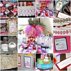 Princess Birthday Party Ideas   Photo 1 of 19