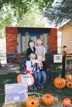 North Logan Pumpkin Walk | Adventurin' | The Salt Project | Things to do in Utah with kids
