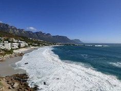 Camps Bay, Cape Town, South Africa  #travel #paradise #vacation
