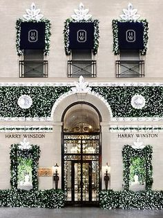 Harry Winston was my fav for NYC Christmas this year