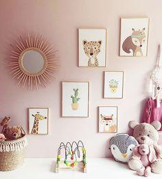 Girl Room, Girls Bedroom, Baby Room, Nursery Room Decor, Kids Room Design, Baby Art, Kidsroom, Baby Kids, Babys