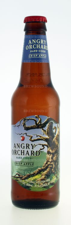 Angry Orchard Hard Cider - My absolute favorite.