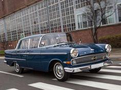 75 Jahre Opel Kapitän                                                                                                                                                                                 Mehr