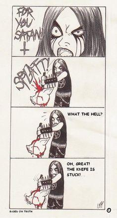For You Satan 1 by satanen