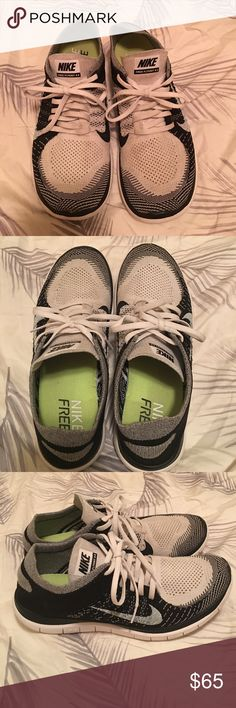 Men's 2015 Nike Free Flyknit 4.0 Men's Nike Free flyknits in great condition. Nike Shoes Athletic Shoes