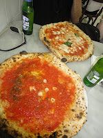 Pizzeria da Michele  Naples, Italy.  This is the best pizza on the planet.. period.