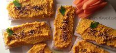 pate de zanahoria y curcuma - recetas anticancer - martina ferrer - martinatural bienestar - reverde